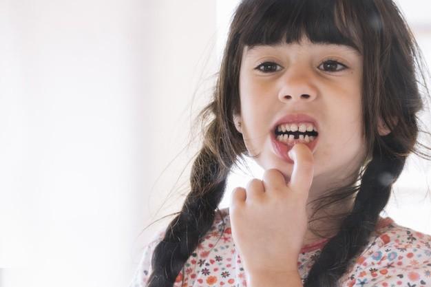 When Children Begin To Lose Their Baby Teeth
