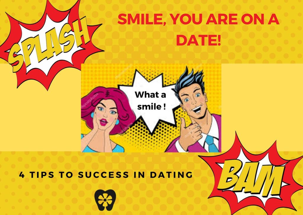 Smile, You Are On A Date!