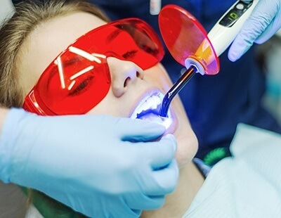 Dental sealants are quick and easy way to protect your teeth