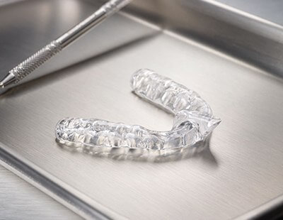 Nightguards for Bruxism - jaw clenching and teeth grinding in sleep