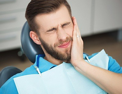 Severe root canal pain could lead to a dental emergency